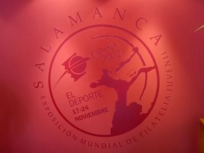 Exposición Mundial de Filatelia Juvenil España 2002