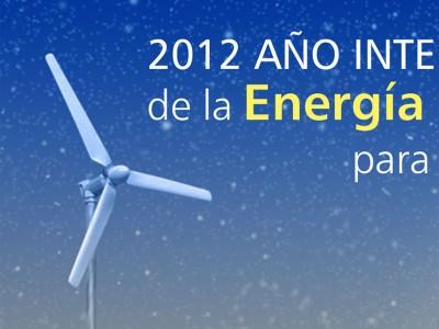 2012 Año Internacional de la Energía Sostenible para Todos