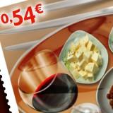 Sellos Gastronomía Española edición 2014